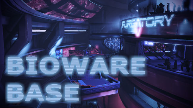 Comic-Con 2012: Bioware Base Details – Purgatory Bar Comes To Life