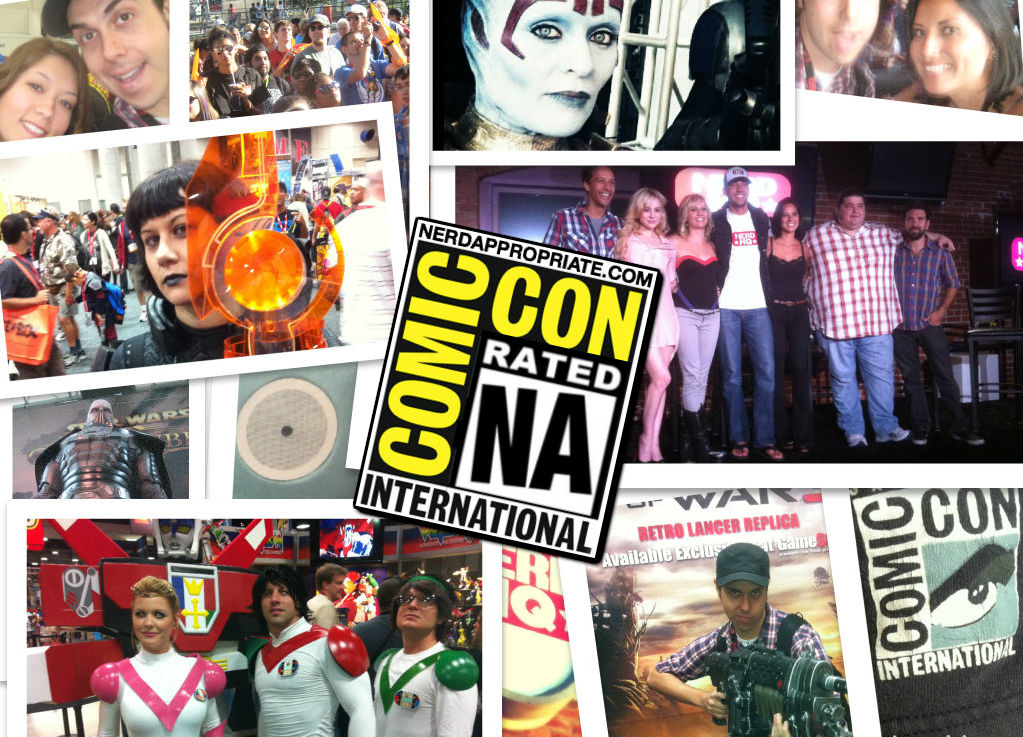 NA SDCC 2011 COLLAGE