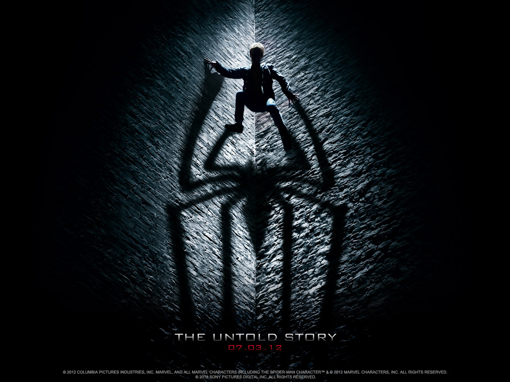 Spiderman Wp Poster 1024