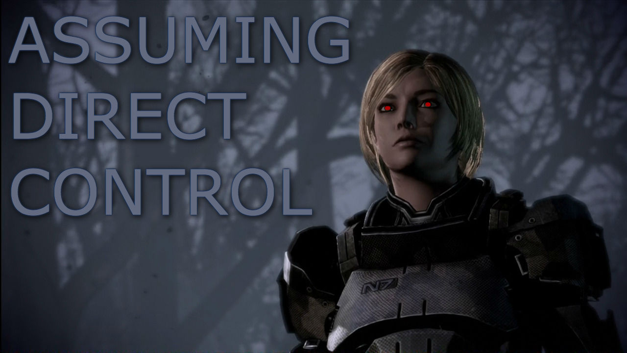Mass Effect 3 Extended Cut: Assuming Direct Control