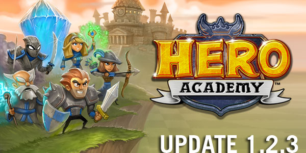 Hero Academy Gets Free Update With Single Player Challenges!