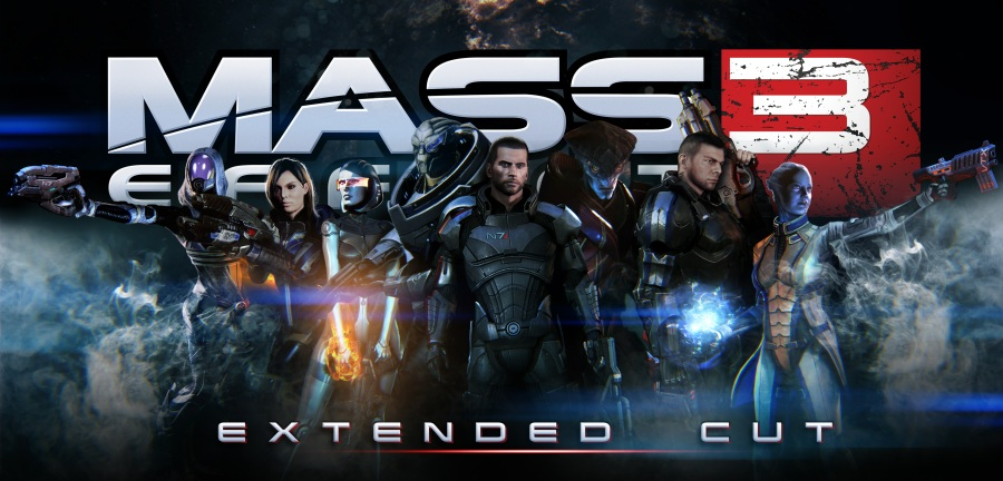 Mass Effect 3: Extended Cut DLC Drops June 26th!