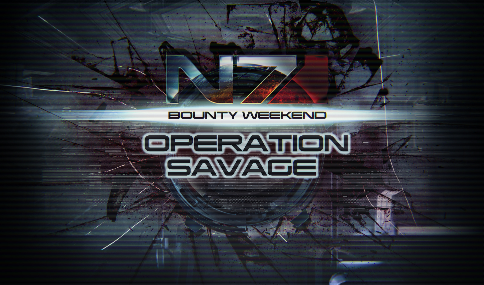 ME3 Operation Savage: Get To Blastin'