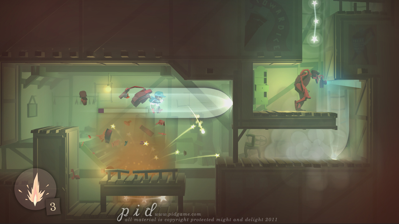 Unique Platformer Pid Coming To XBLA And PSN Via D3