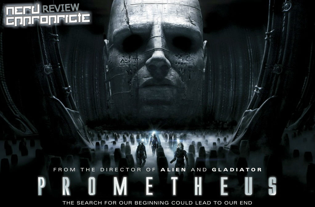 Prometheus: The Nerd Appropriate Review