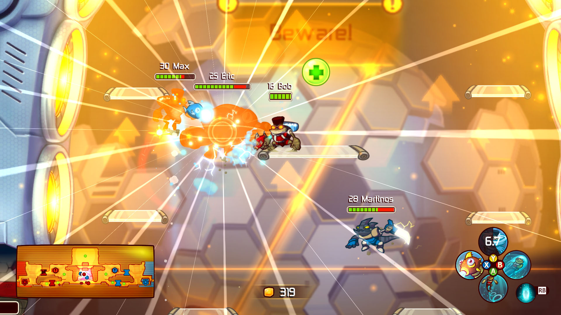 Awesomenauts: Arcade Style Saturday Morning Fun!