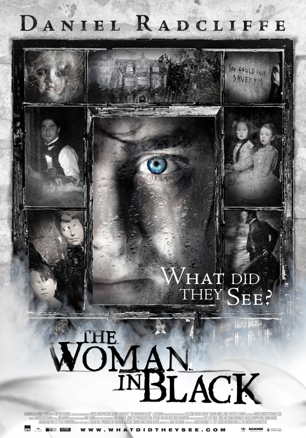 The Woman In Black: The Nerd Appropriate Review