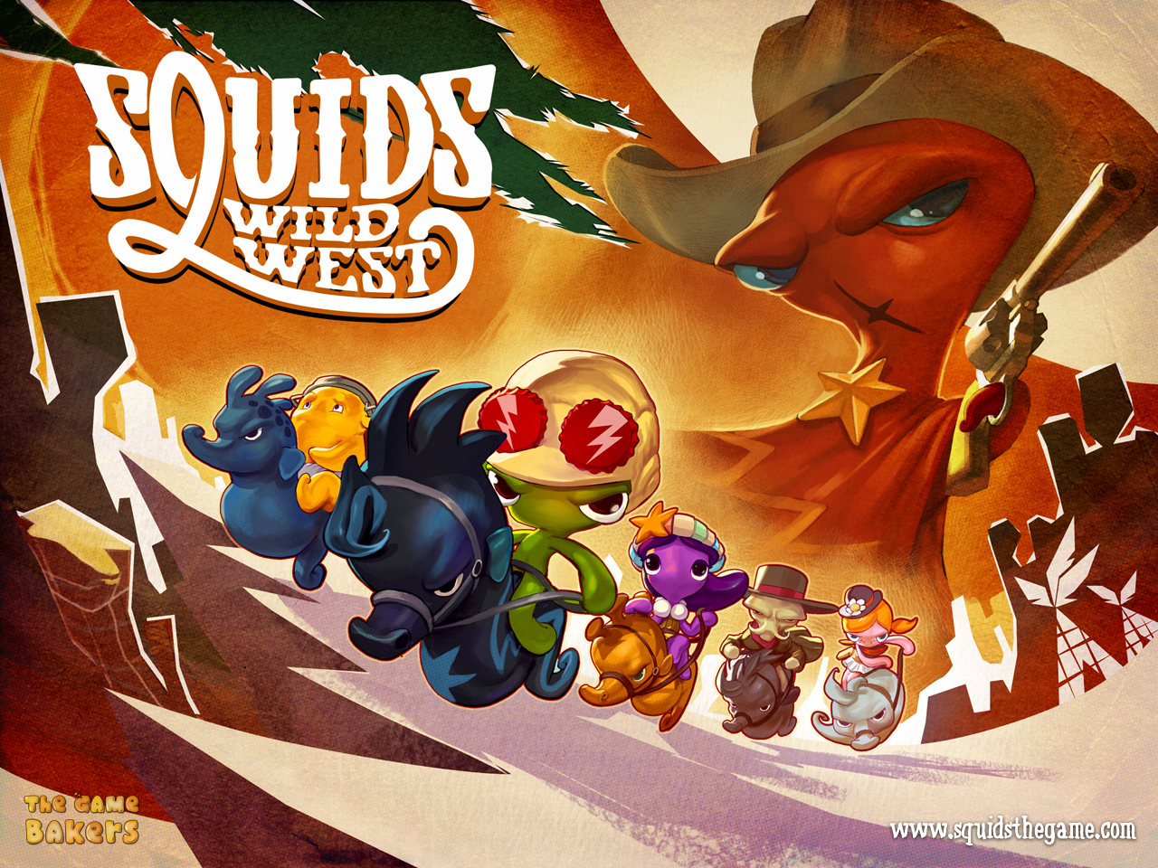 "Buck Up Kiddo, ""SQUIDS Wild West"" Rides Into Town This Summer"