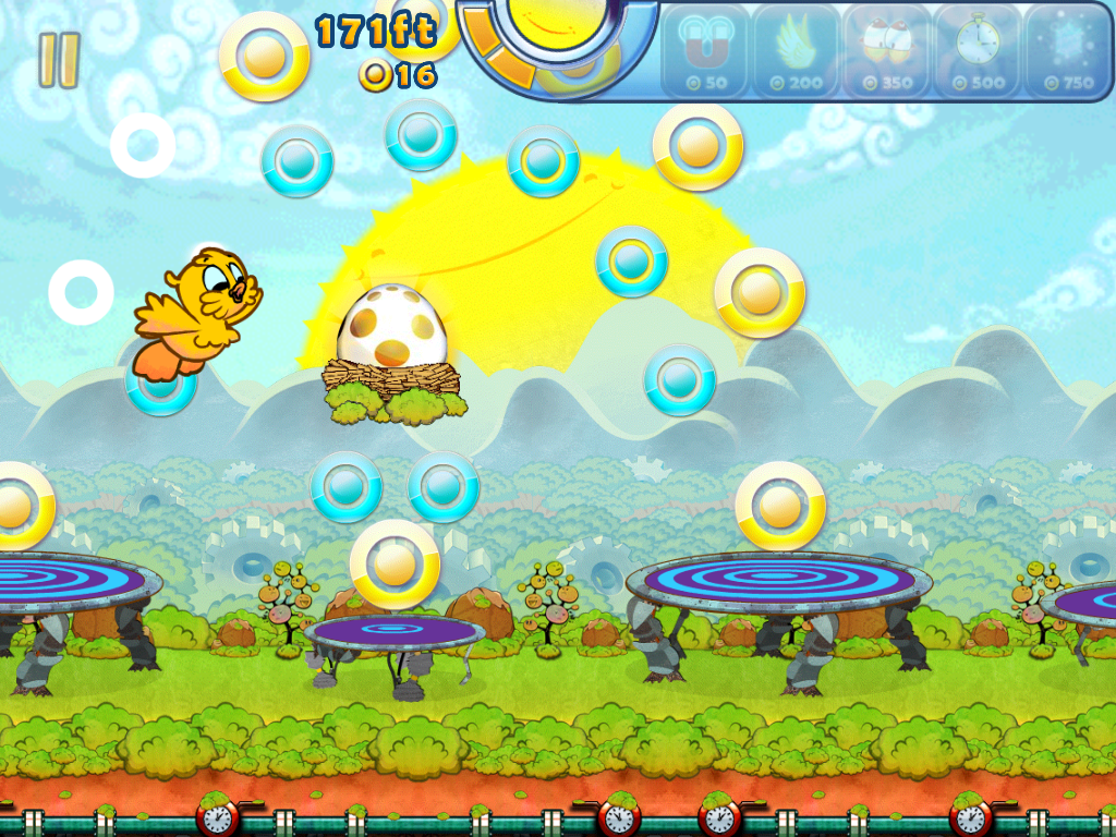 It's The IOS Gametime Roundup Recap Thingy: Flap!, Monster Burner, And More…