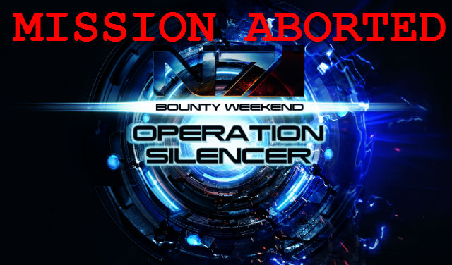 Mass Effect 3: Operation Silencer … MISSION ABORTED!