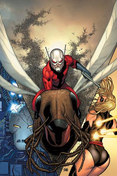 Who Is Ant Man?  We Cast Marvel's Next Avenger!