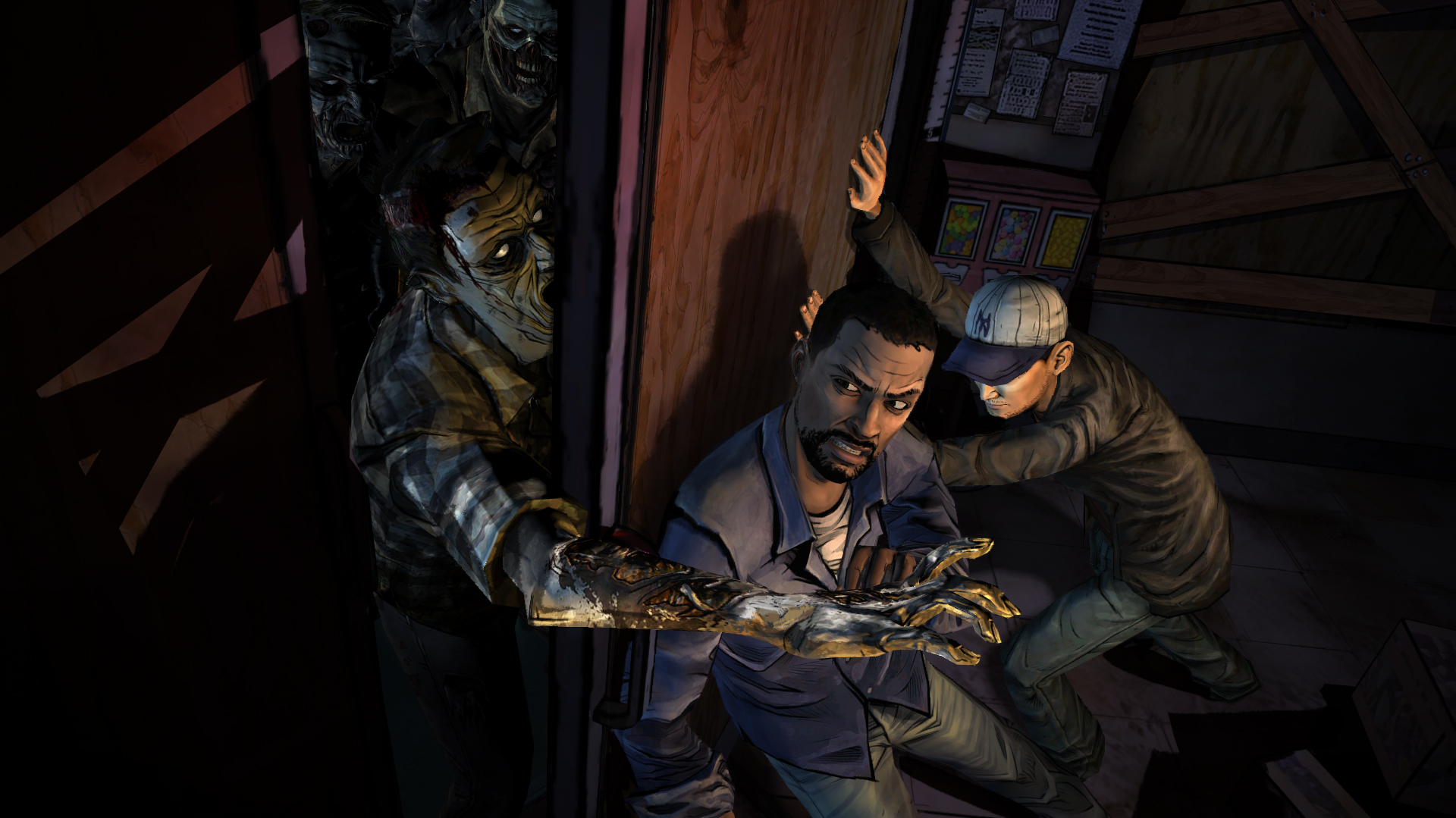 The Walking Dead: 'A New Day', An Awesome Experience