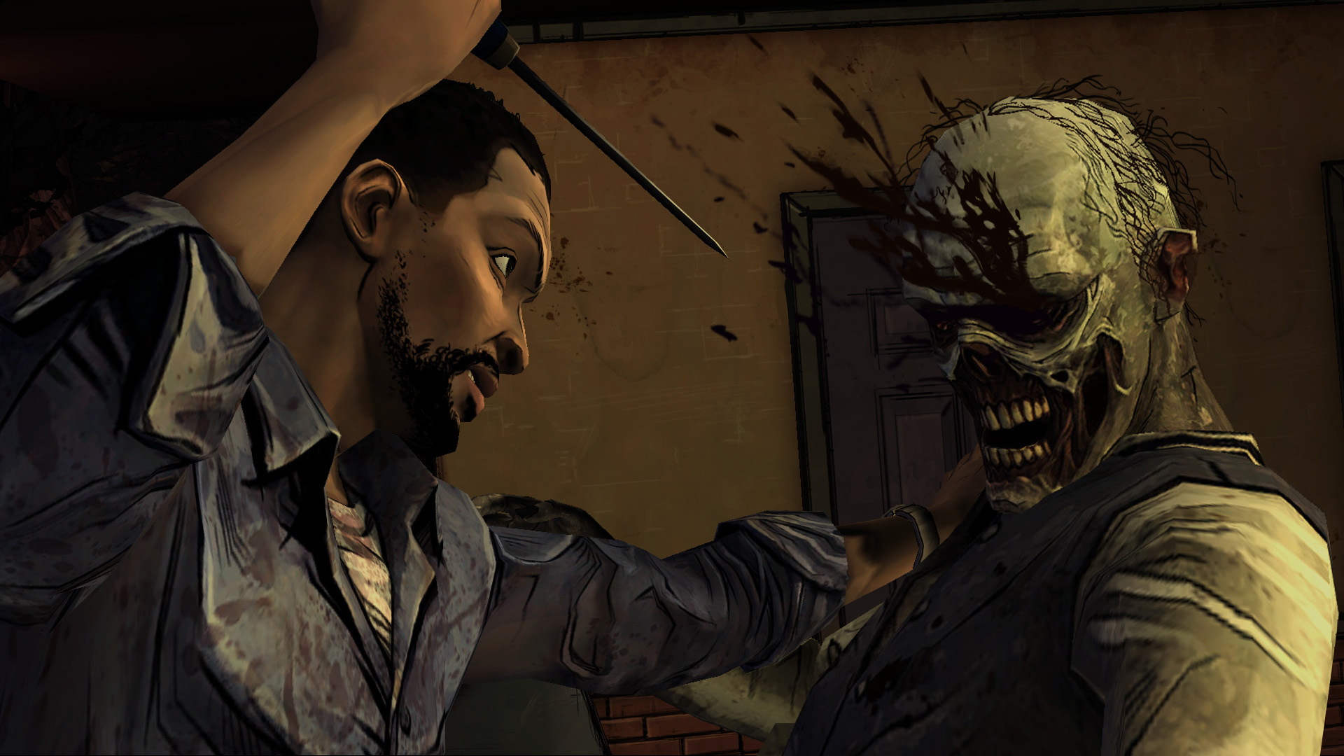 The Walking Dead: How Do You Play Something That's Already Dead?!