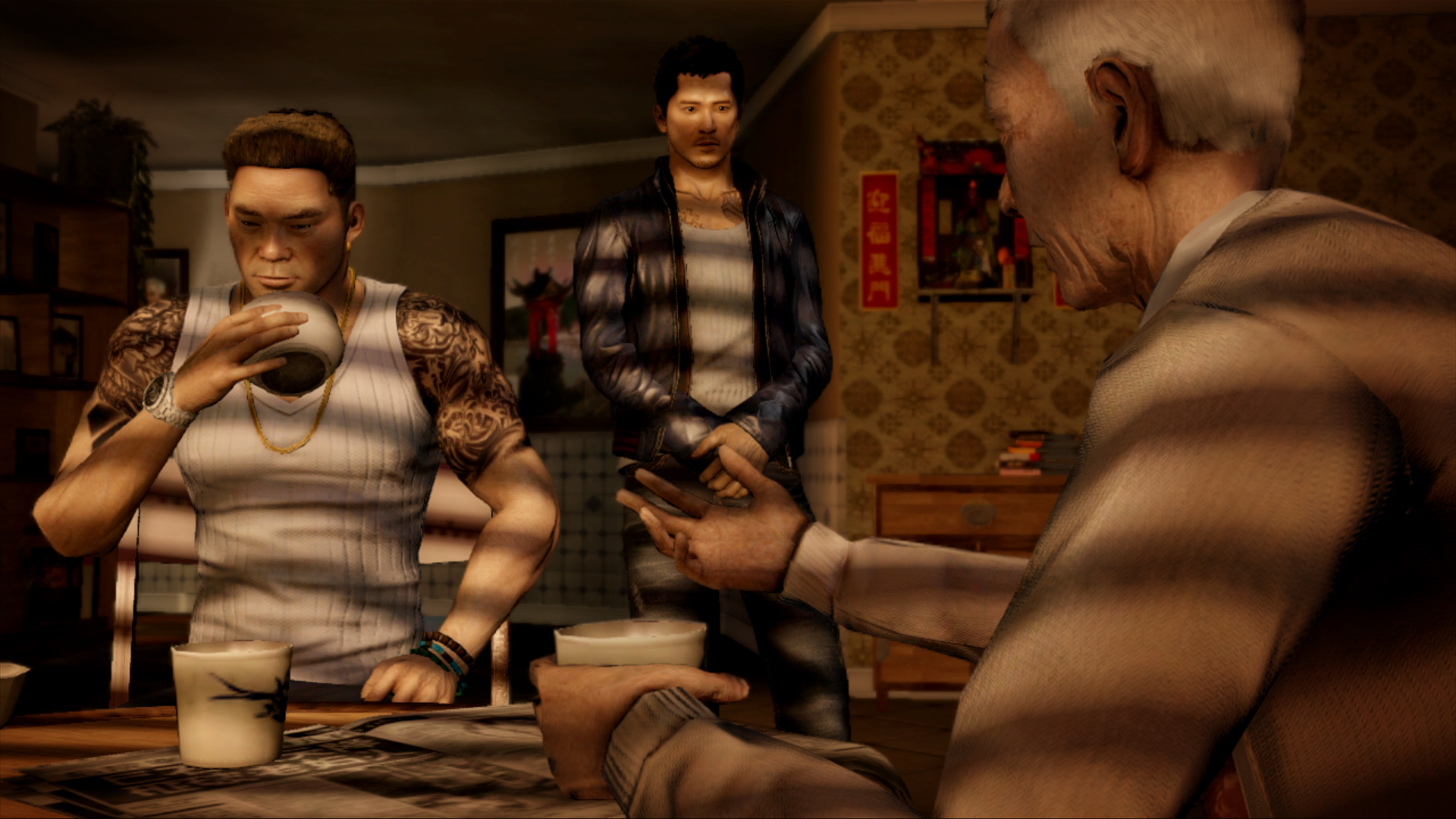 Sleeping Dogs 10