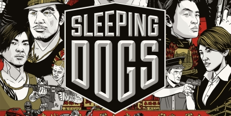 Sleeping Dogs Logo Square Enix