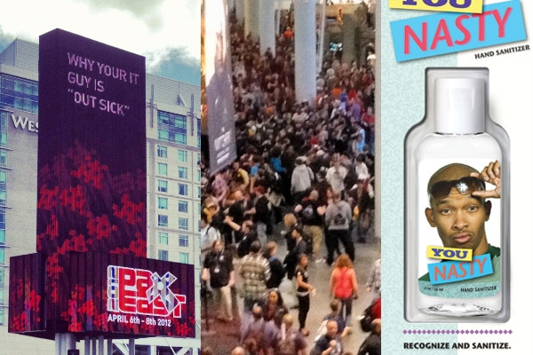Rated NA 55: PAX East 2012 Recap-o-rama