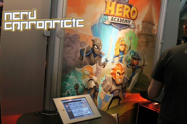 PAX East 2012: Inside Robot Entertainment's Hero Academy