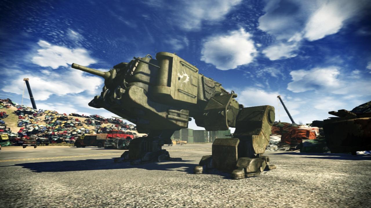 Steel Battalion Heavy Armor 05