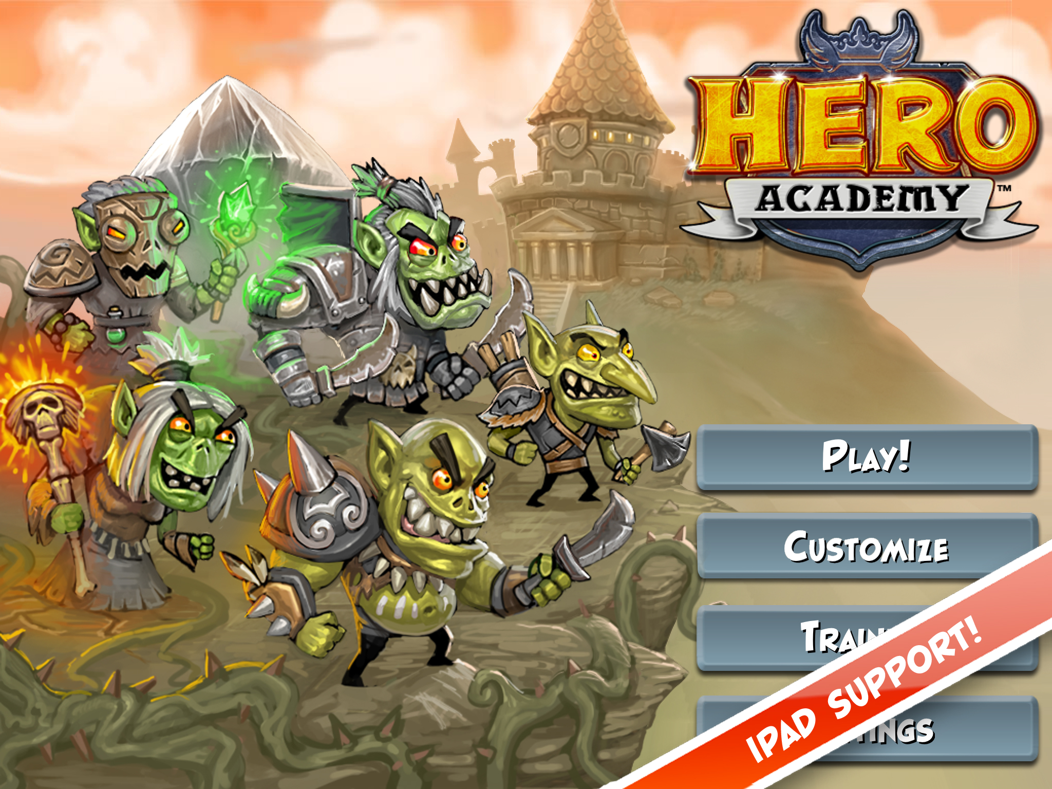 Hero Academy Goes Green! Enter: The Tribe