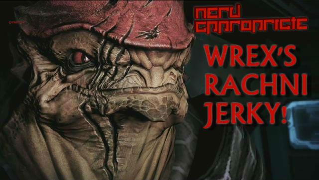 Recipe: Wrex's Rachni Jerky – Who Needs Luck? We've Got Jerky!