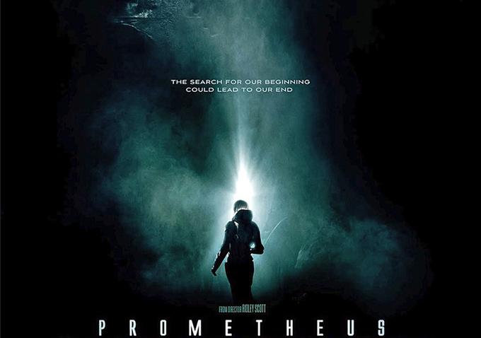 Prometheus UK Launch Trailer Shows A Little Skin