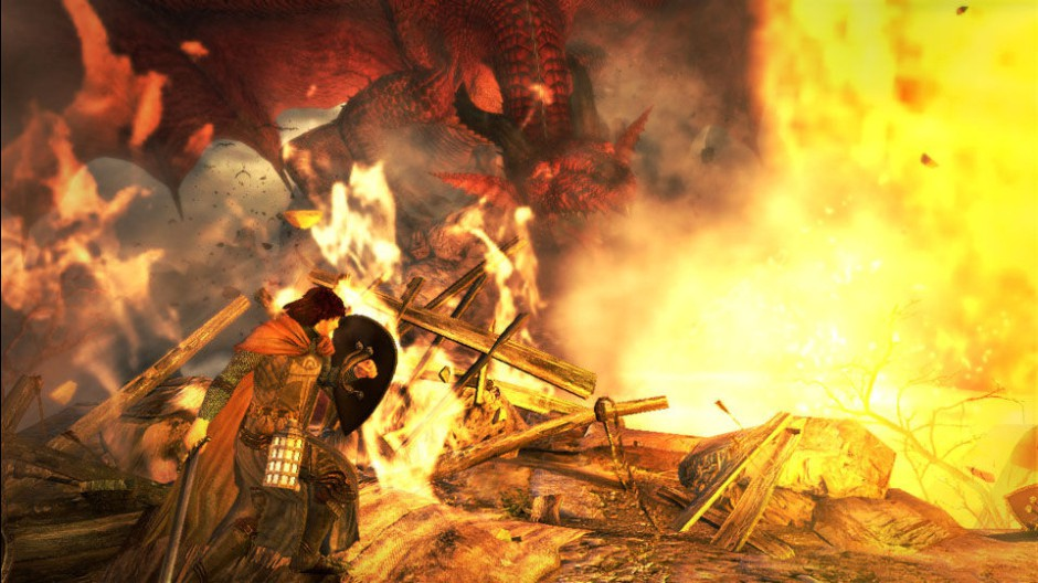 Dragon's Dogma: Your Upcoming Demo Character Will Live To Fight Another Day