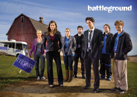 Hulu's Battleground: True Television Democracy