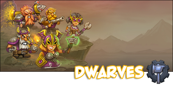 Hero Academy: Dwarves Blast Their Way Into Battle!