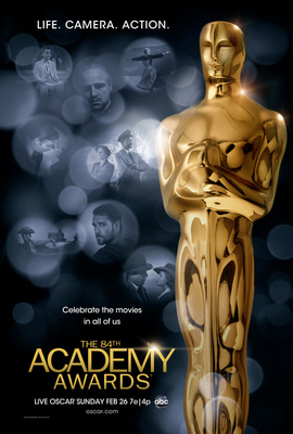 84th Academy Awards, Poster