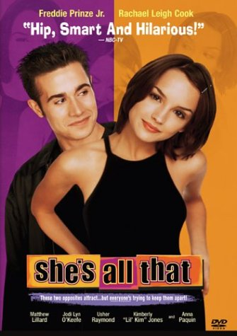 She's All That?: Freddie Prinze Jr. And Rachael Leigh Cook Star In Bioware's Latest