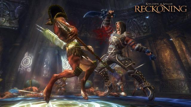 Room For Another Massive RPG? Yep! Kingdom's Of Amalur Demo Impressions