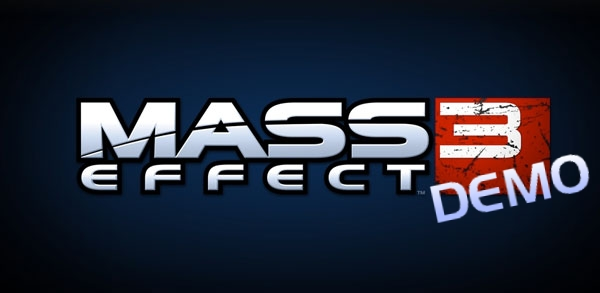 Mass Effect 3 Demo Dated