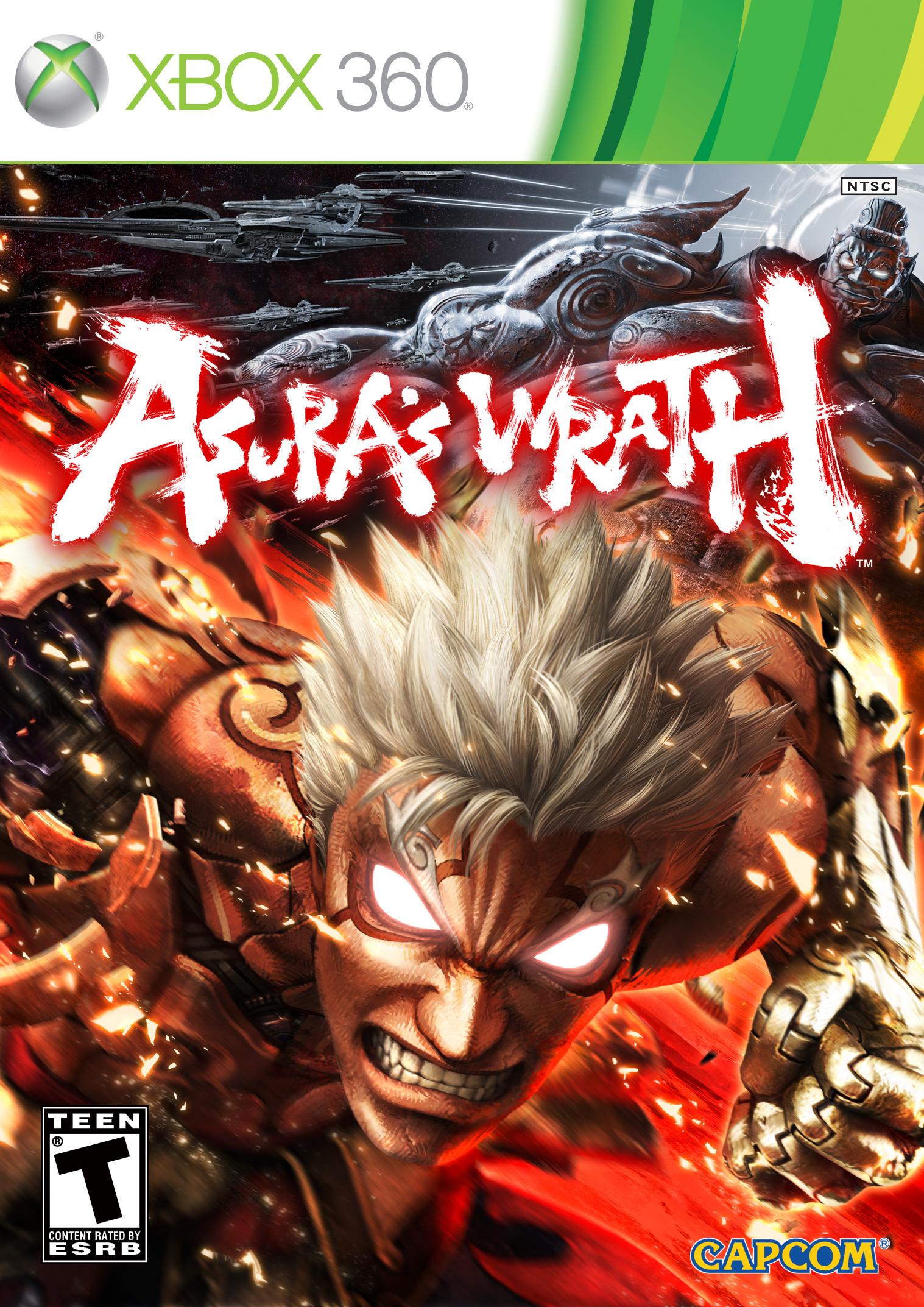 Asura's Wrath Demo Impressions: Tap B