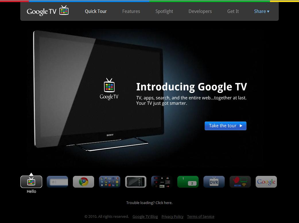 Google TV 2.0 Review