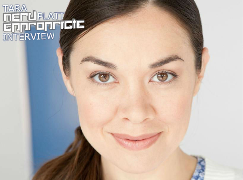 Tara Platt: The Nerd Appropriate Interview