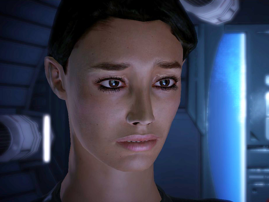 Mass Effect 3: Ashley Williams' Message To Shepard Sheds Light On Horizon