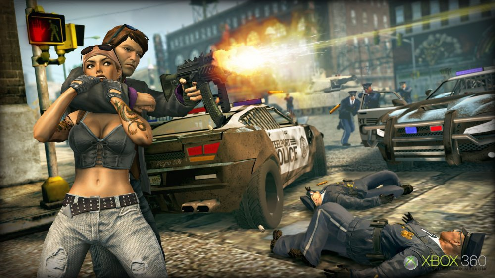 Saints Row: The Third – The Best Time You'll Ever Have Being Bad