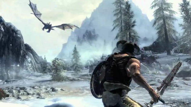 Elder Scrolls V Skyrim: Shouting It's Way Into My Icy Heart