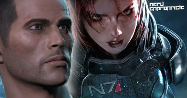Shepard Meets Shepard For The First Time: A Trip To EXP Con