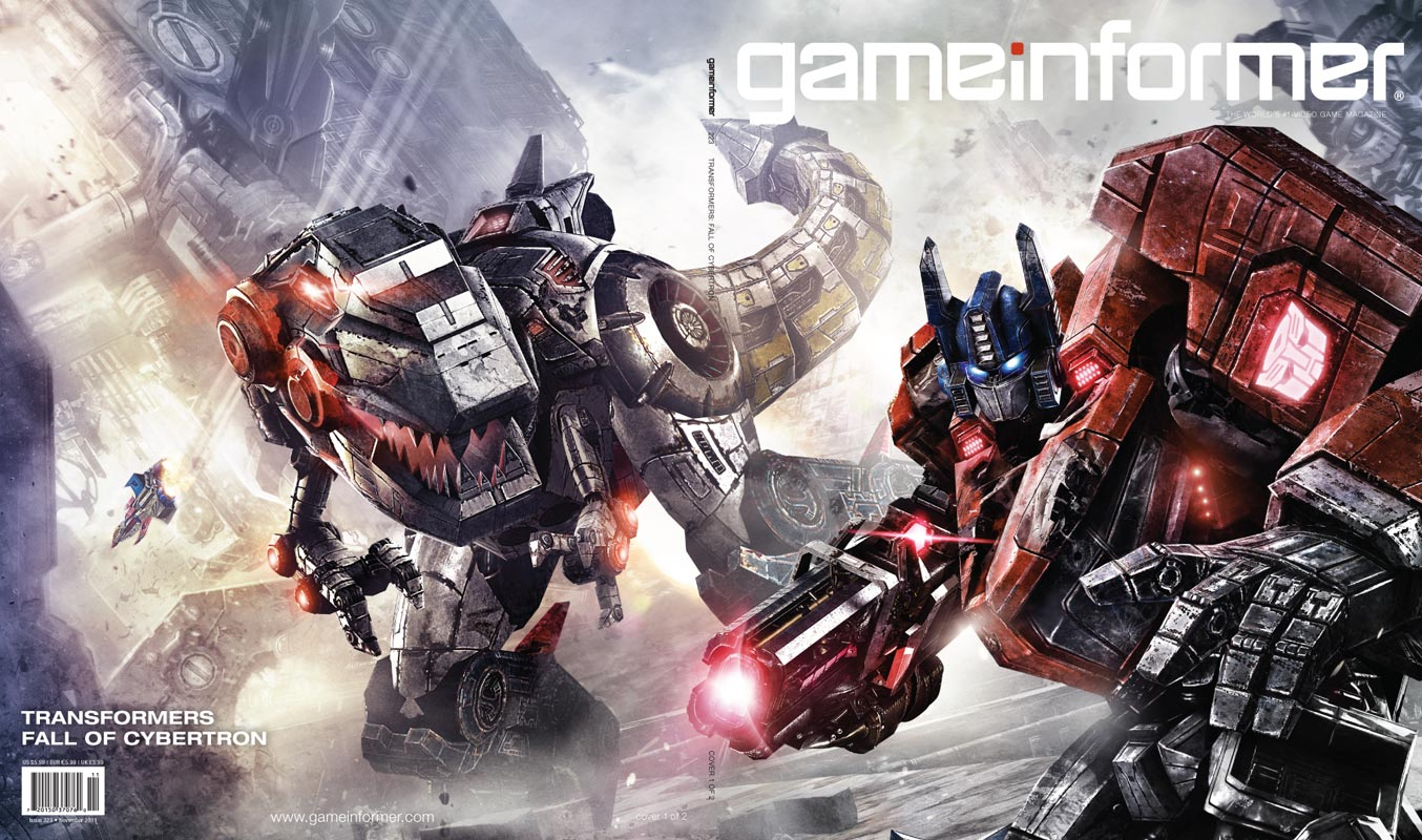Grimlock Want Transformers Fall Of Cybertron Now!