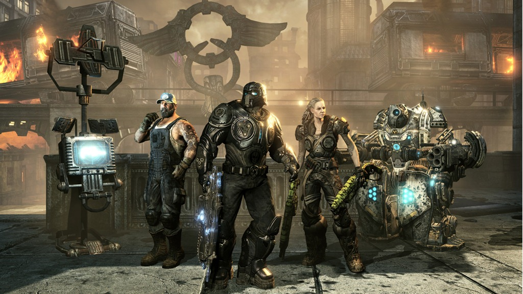 Gears Of War 3: Weekend With Bernie! Horde Command Pack Details