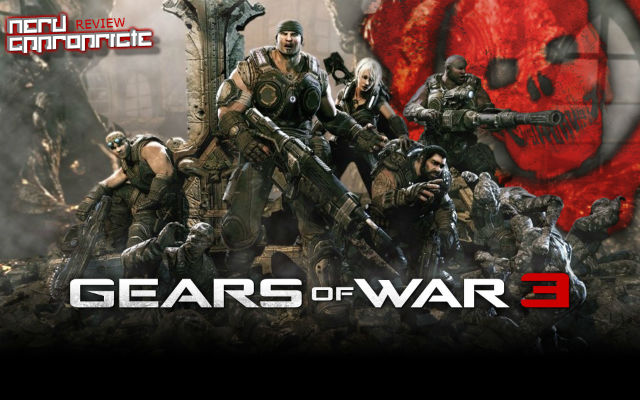 Gears Of War 3: The Best Cooperative Experience Of All Time?