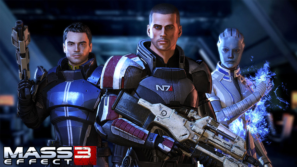 SFX Reveals Rotating Mass Effect 3 Cast *UPDATE*