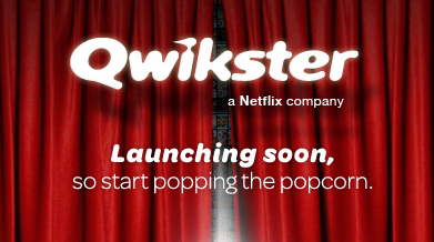 Netflix Is Now Qwikster…sort Of?