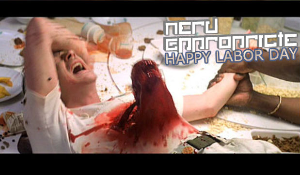 Happy Labor Day From Nerd Appropriate!