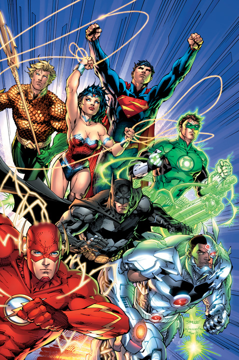 The New 52 Is Upon Us – DC Relaunch Starts Today