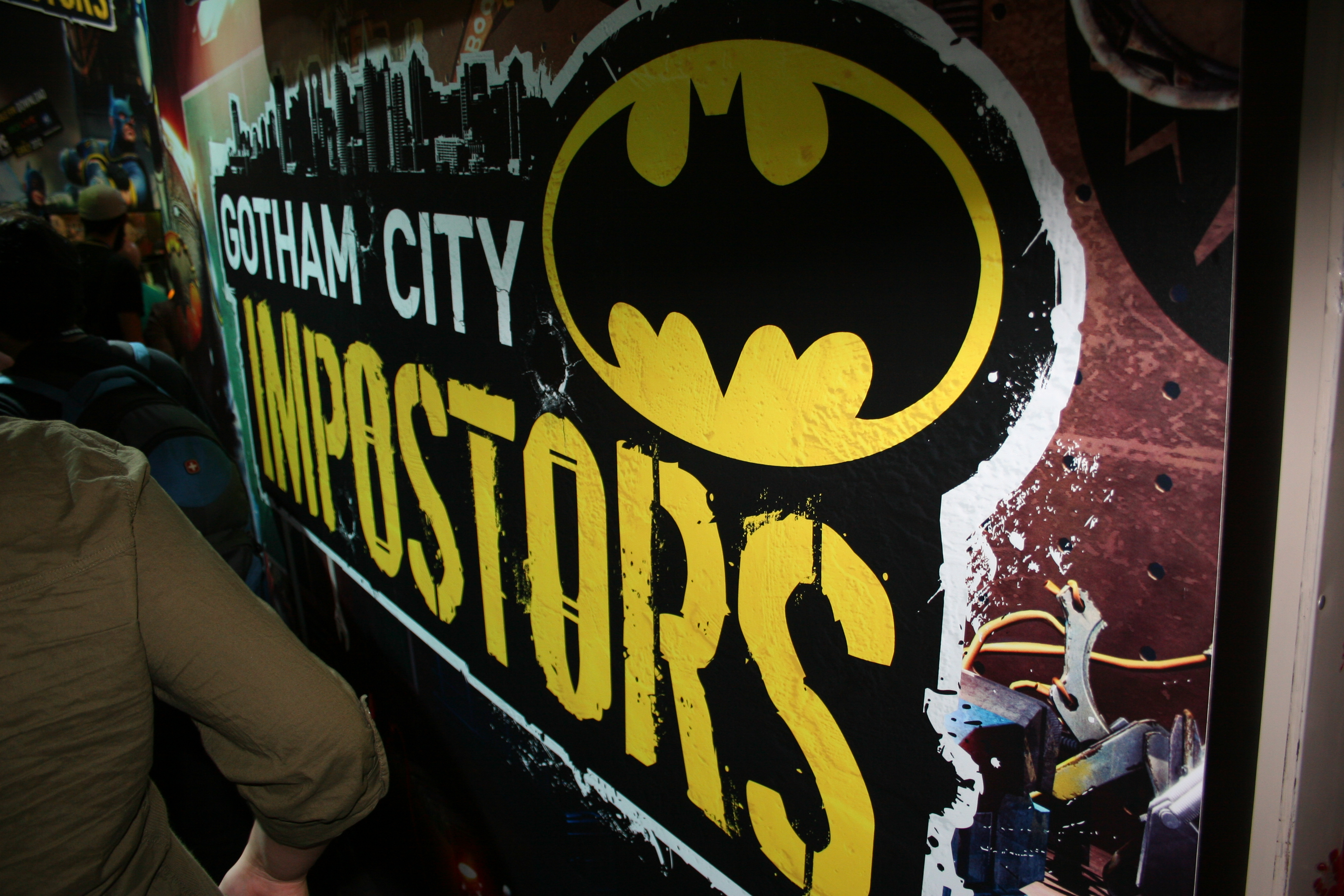 PAX Prime 2011: Hands On Gotham City Impostors