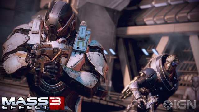 Mass Effect 3 Goes Half-off In Today's Amazon Gold Box Deal