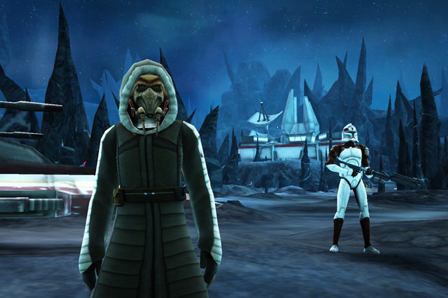 Clone Wars Season 4 Begins… On Clone Wars Adventures