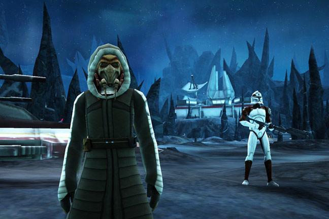Clone Wars Iceberg III